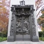銅像、地獄門